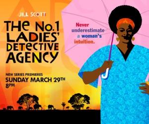 Cartaz da série para TV. produzida pela HBO