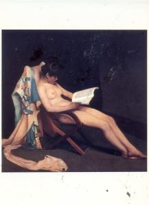 """Lesentes Mädchen"", Théodore Roussel (1886-6)"