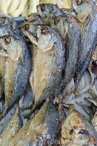 peixe seco