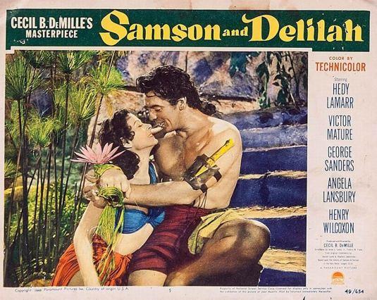 Samson and Delilah 16